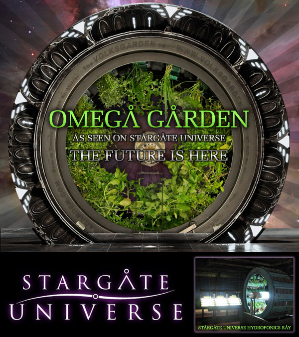 HydroLab on StarGate Universe Omega Garden